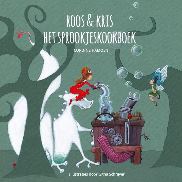 Roos en Kris, sprookjeskookboek