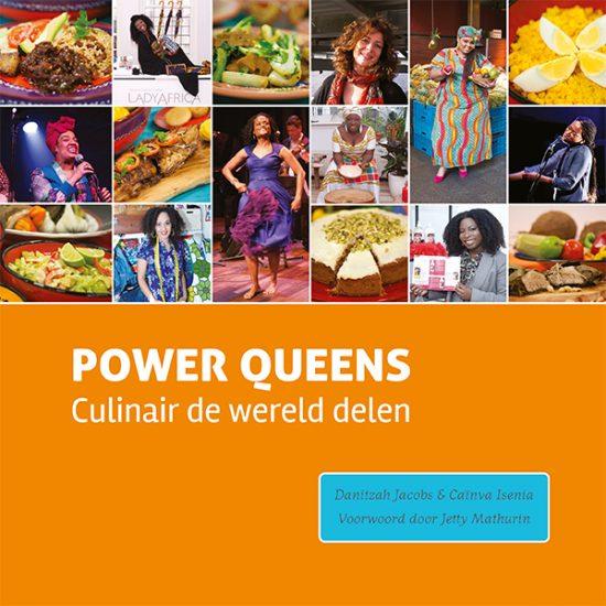 Powerqueens, culinair de wereld delen