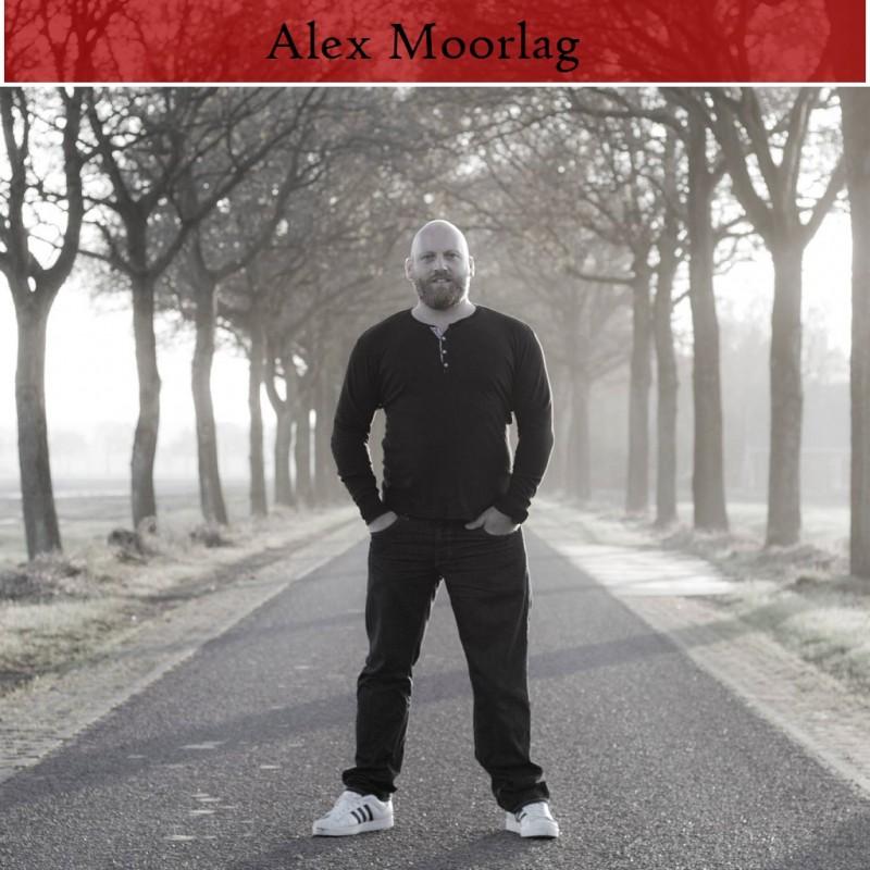 Met één been in het leven - Alex Moorlag