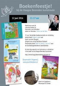 Droomvallei Haagse Beemden Kunstroute 2016