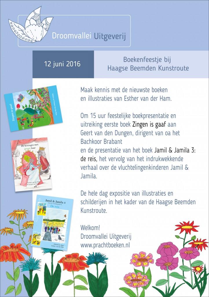 Droomvallei boekenfeestje