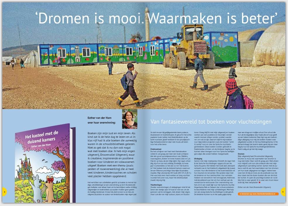 heel nederland schrijft