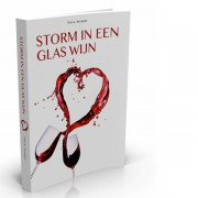 storm in een glas wijn - Petra Heckman