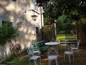 Schrijfreis naar Toscane, het huis