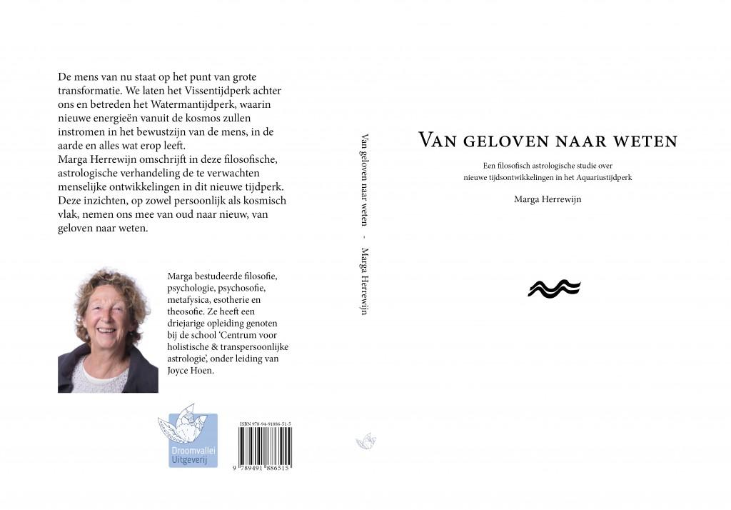 Van geloven naar weten - Marga Herrewijn