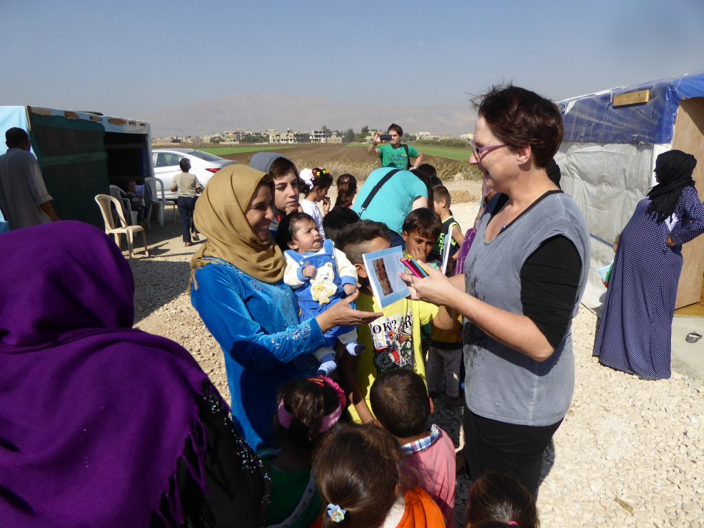 Jamil & Jamila in Libanees vluchtelingenkamp