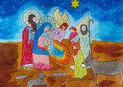 kerststal-met-engel-en-herders