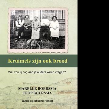 kruimels zijn ook brood Marelle Boersma