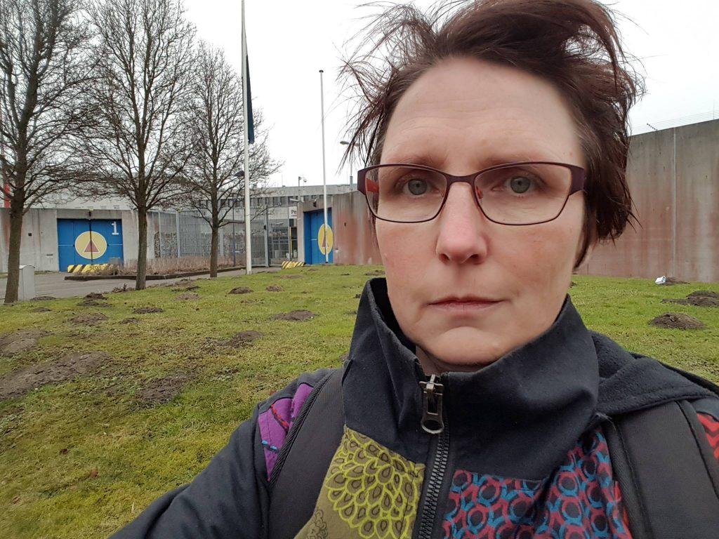 Bezoek gevangenis Almere