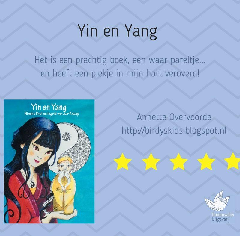 Recensie Annette Overvoorde voor Yin en Yang