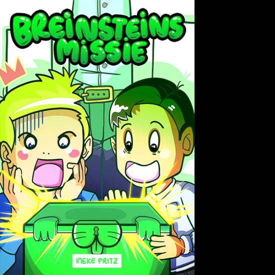 Breinsteins missie - Ineke Fritz