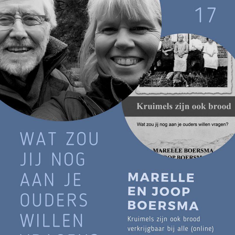 Marelle Boersma - Kruimels zijn ook brood