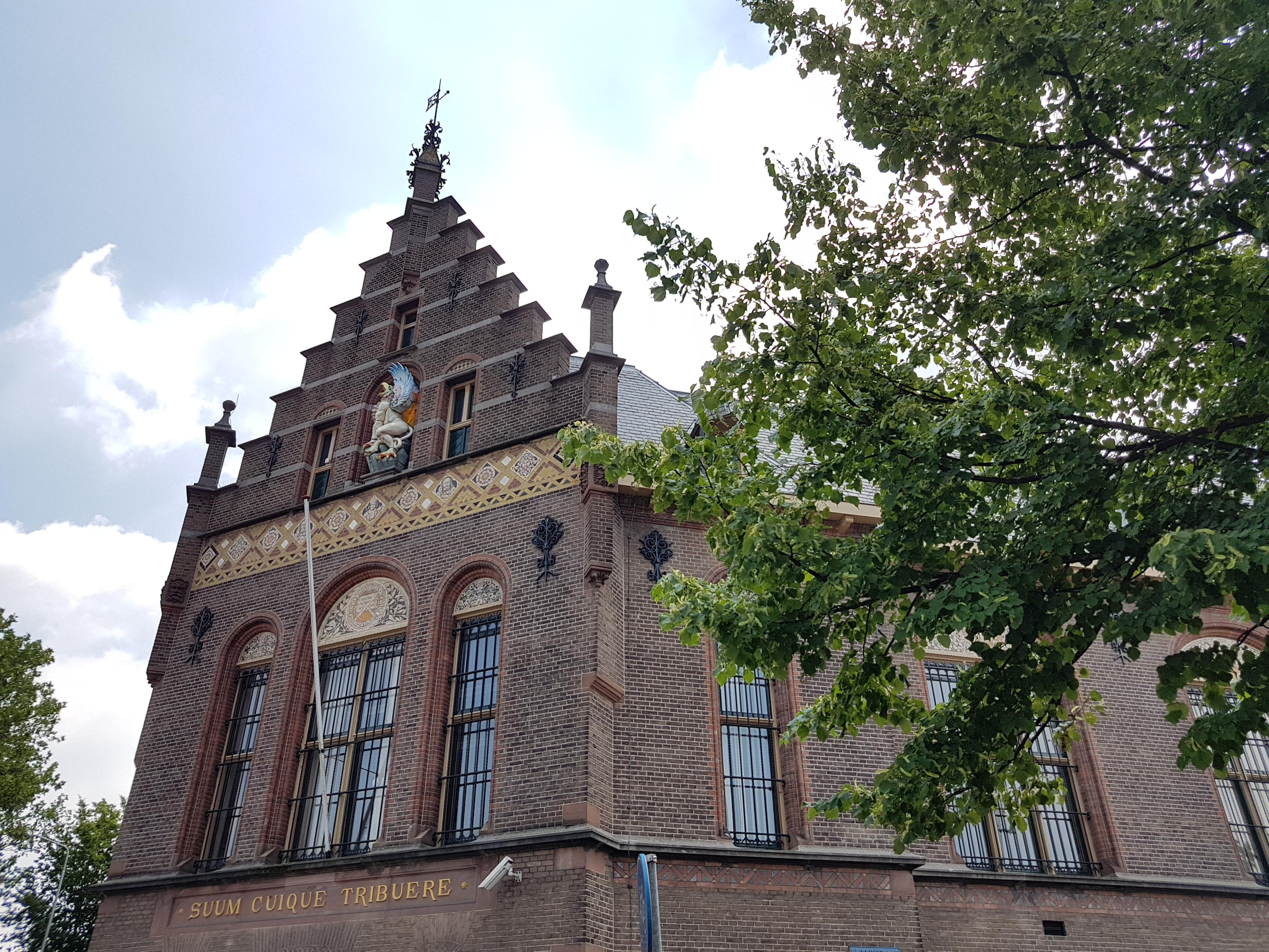 Boekpresentatie Contact! Rechtbank Breda