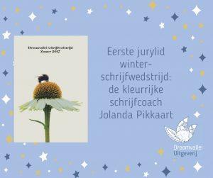 jury winterschrijfwedstrijd Droomvallei Uitgeverij