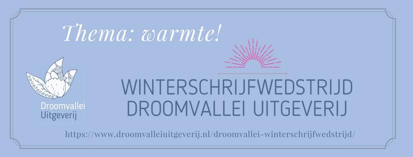 droomvallei winterschrijfwedstrijd