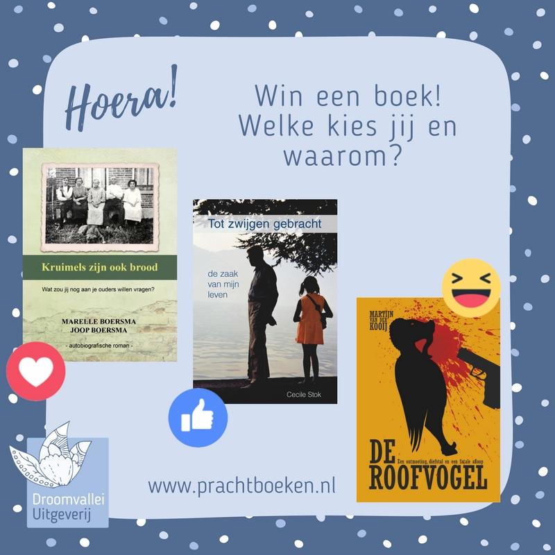 Win een boek!