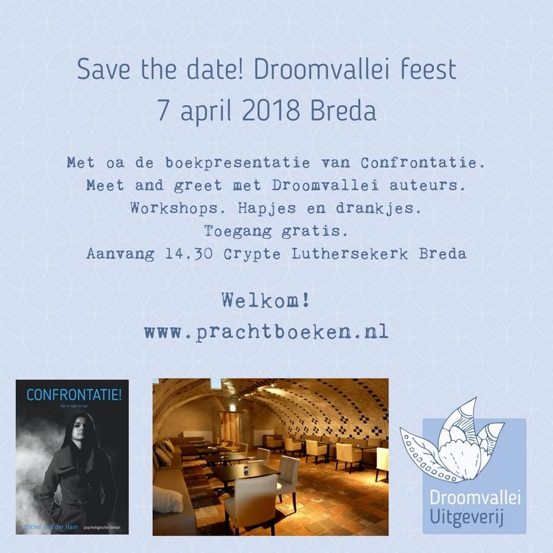 Droomvallei feest 7 april 2018 Breda