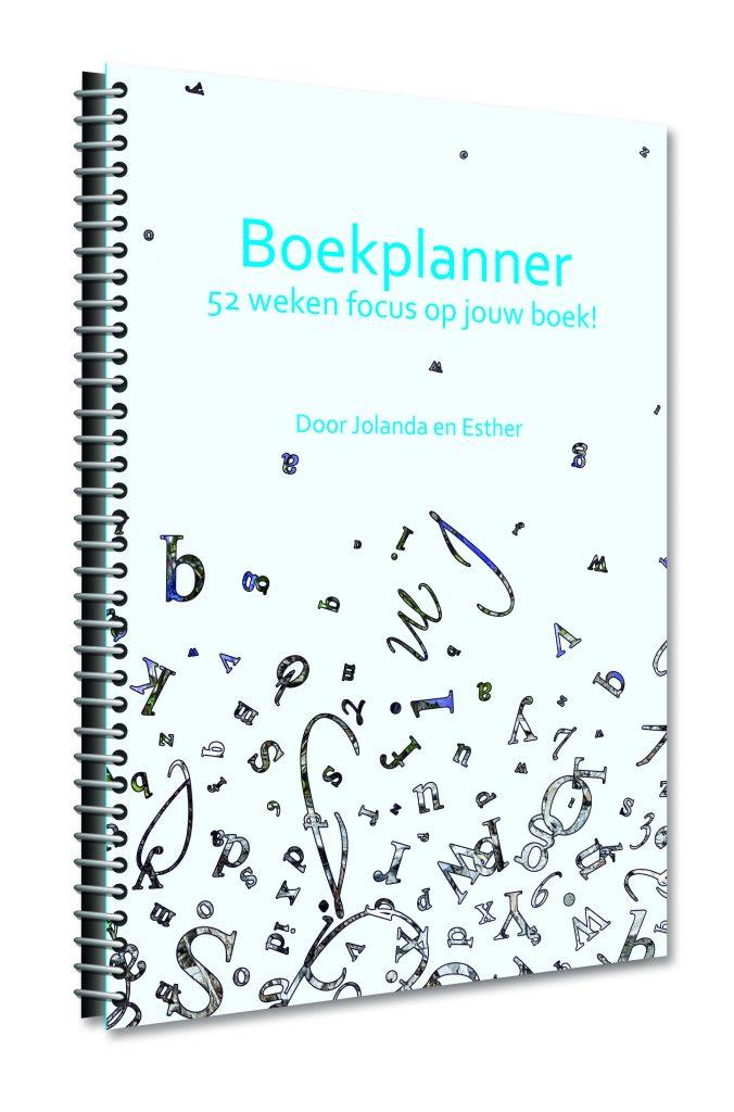 Boekplanner - Jolanda Pikkaart - Esther van der Ham