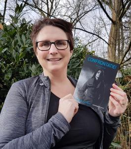Esther van der Ham met confrontatie
