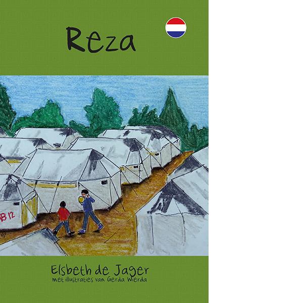 Reza - Elsbeth de Jager