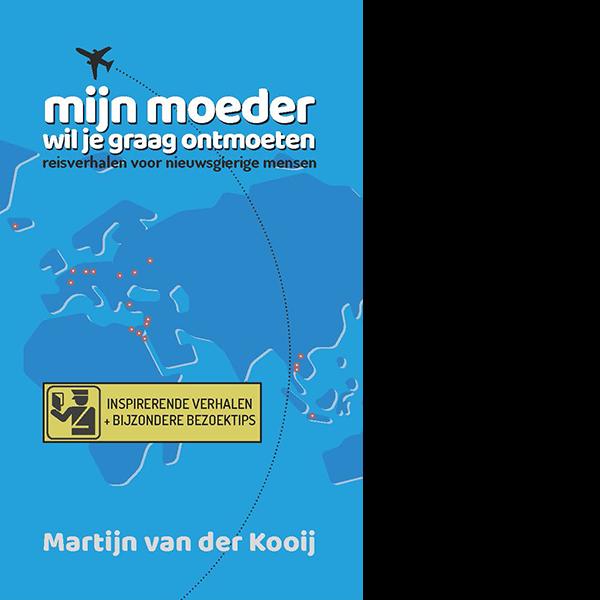 Dubbel feest! Twee boeken van Martijn van der Kooij verschijnen