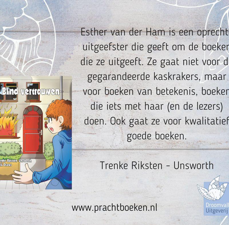 Testimonial Trenke Riksten - Unsworth