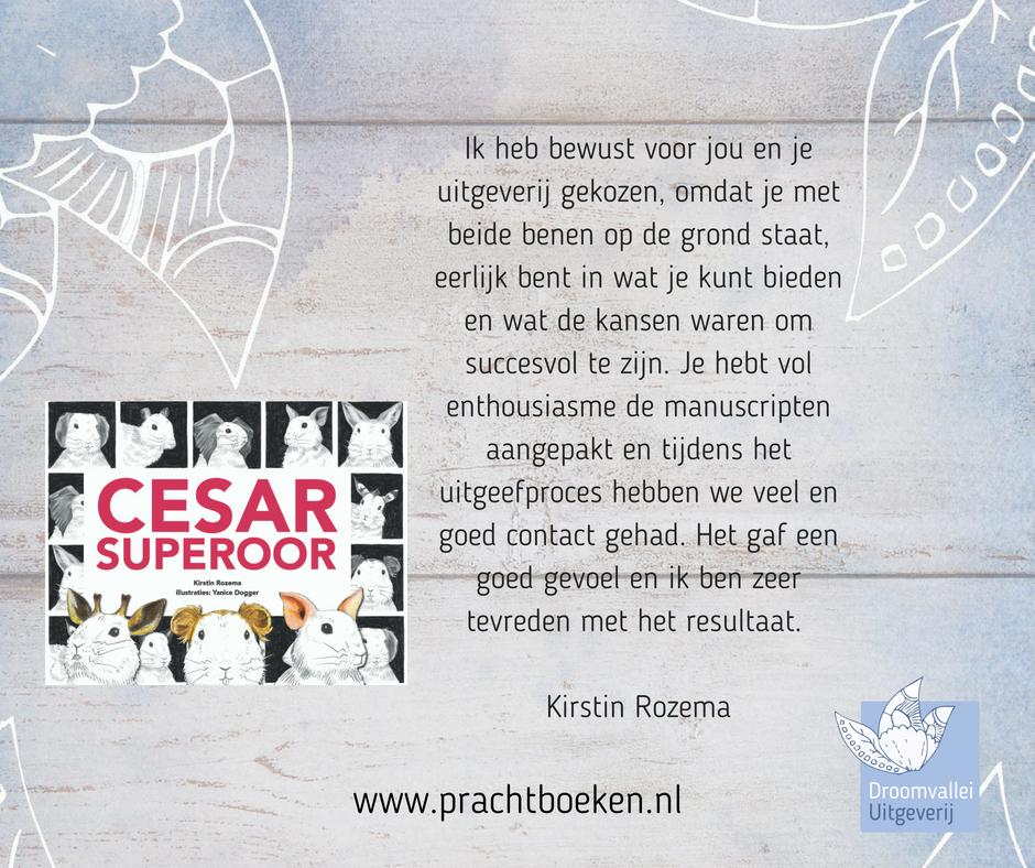 Testimonial Kirstin Rozema