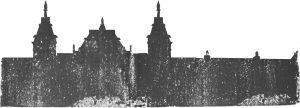 Amsterdam CS, illustratie uit Clara het krantenmeisje
