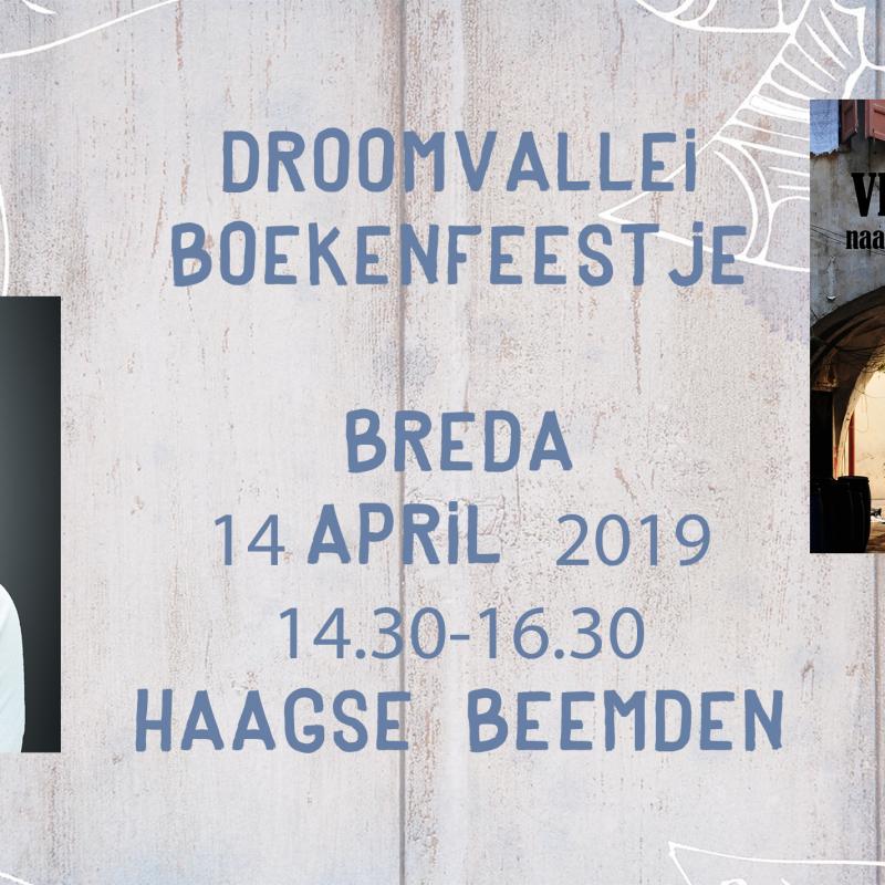 boekpresentatie 14 april 2019