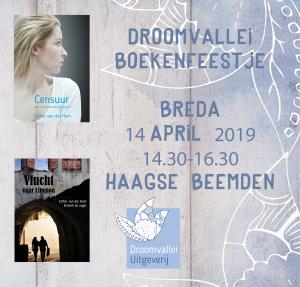boekpresentatie 14 april 2019 Esther van der Ham en Elsbeth de Jager