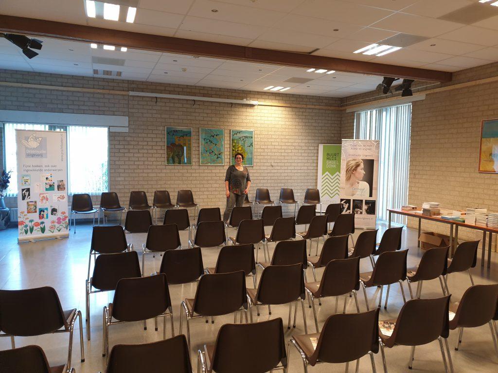 boekpresentatie Droomvallei Uitgeverij Breda