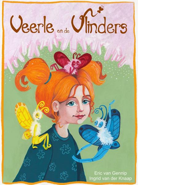 Veerle en de Vlinders - Eric van Gennip