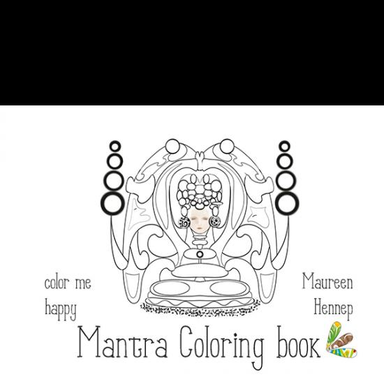Mantra kleurkaarten