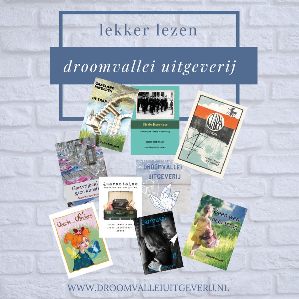 boeken Droomvallei Uitgeverij