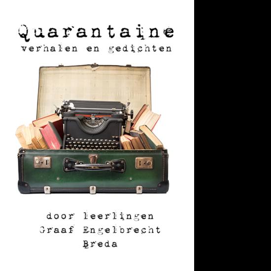 Quarantaine - verhalen en gedichten