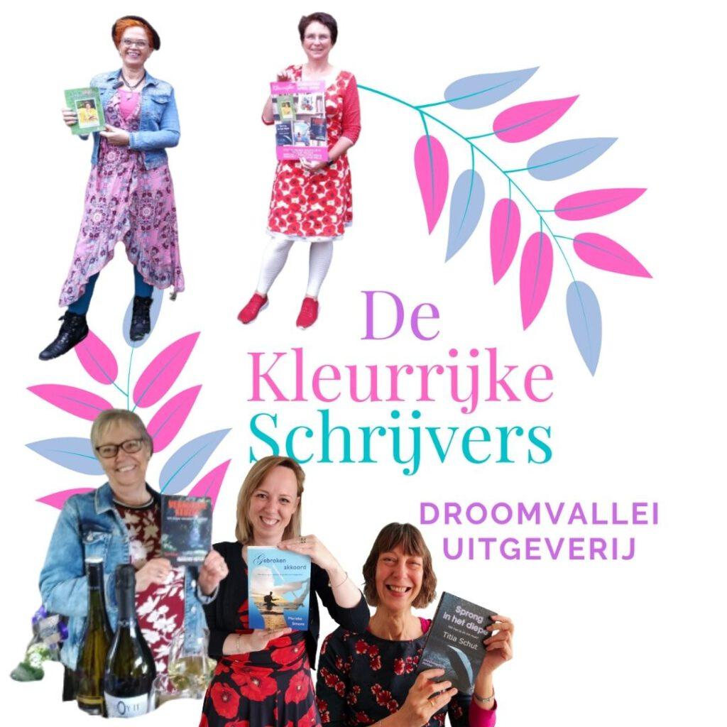Droomvallei Uitgeverij Kleurrijke Schrijvers