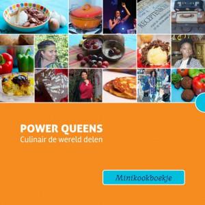 Powerqueens mini kookboekje