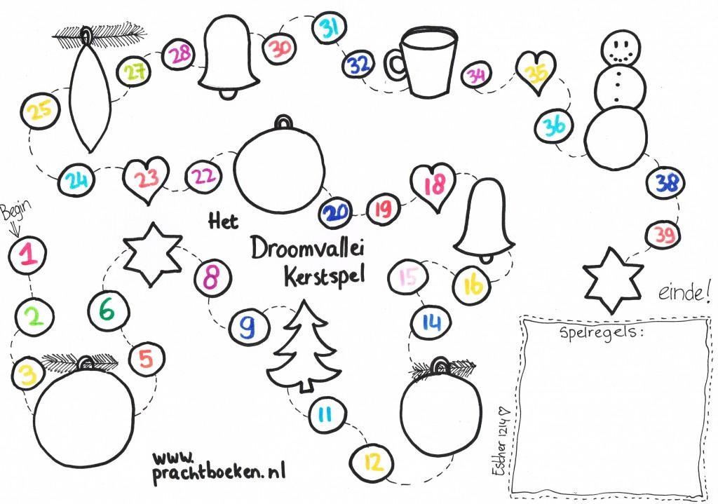 Het Droomvallei Kerstspel. Maak het zo mooi mogelijk!